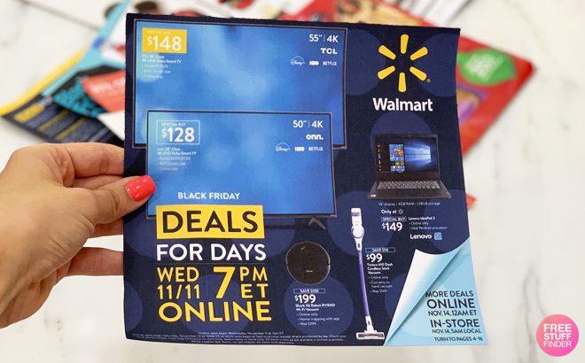 Walmart Black Friday Deals for Days 2020 - LAST Chance, Ends Tonight!