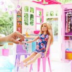 Barbie-House-And-Doll