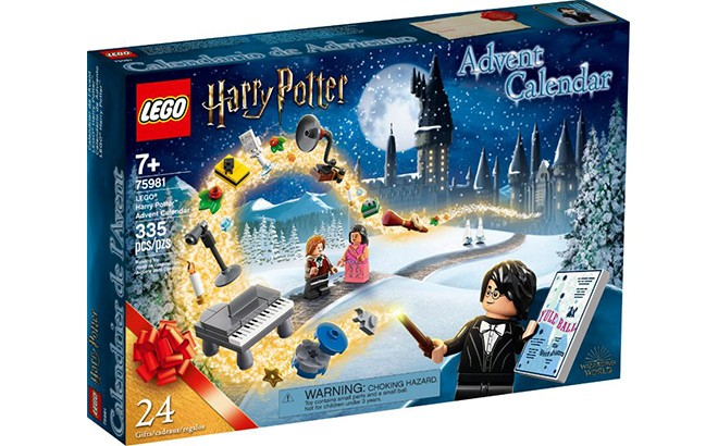 LEGO Harry Potter Advent Calendar $19.97!