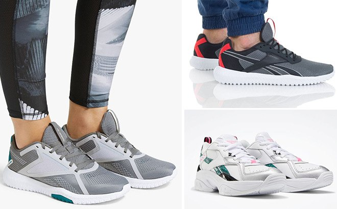 Extra 60% Off Reebok Sale (Shoes from $7.99 Shipped!)