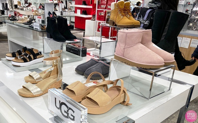 UGG Shoes & Slippers From $30 (Reg $120) - Selling Quickly!