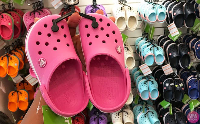 Crocs Sale for the Whole Family - Kids Shoes From $11!