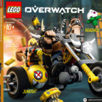 LEGO Overwatch Building Set 1