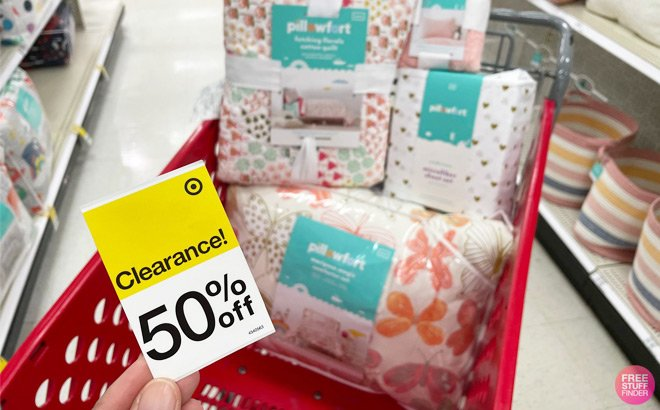 30-50% Off Pillowfort Clearance at Target