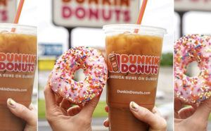 T-Mobile & Sprint Customers: FREE $2 Dunkin Donuts Gift Card, Free Redbox Rental