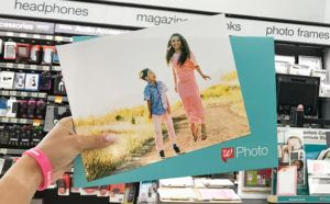 FREE 8x10 Photo Print at Walgreens!