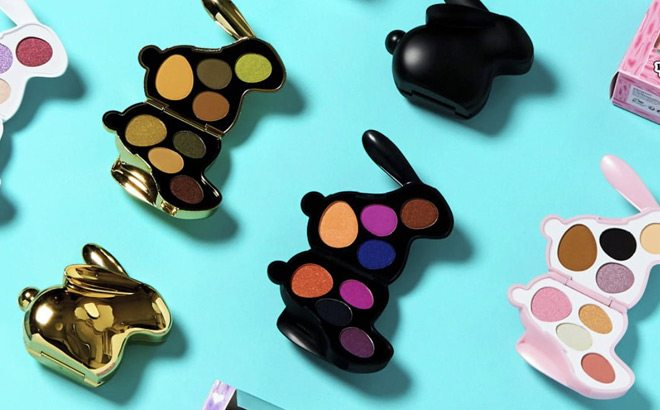 Easter Themed Beauty Products - Bunny Palette $6.40!