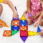 PicassoTiles-Magnetic-Building-Block-&-Truck-Set