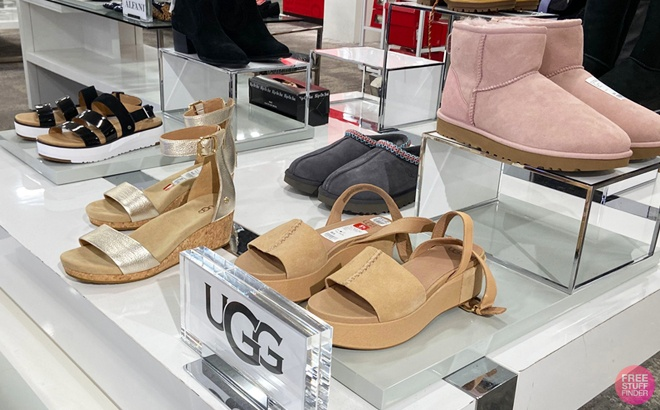 75% Off UGG Sandals at Zulily