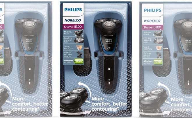 Philips Norelco Shaver $34 Shipped (Reg $80)