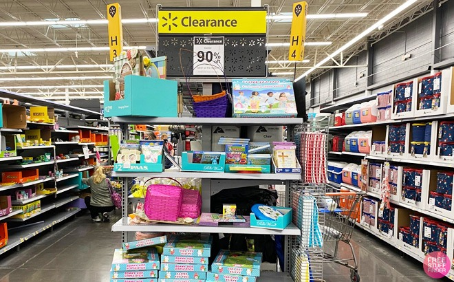 90% Off Easter Clearance at Walmart