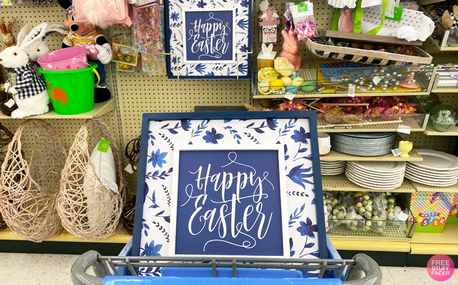 Hobby Lobby: 50% Off Easter Decorations!