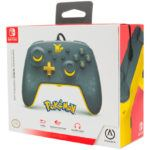 PowerA—Enhanced-Wired-Controller-for-Nintendo-Switch—Pokemon-Pikachu-Grey-2