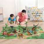 dinosaur-playset-with-activity-mat