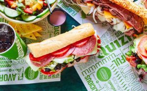 FREE Quiznos Sub with App Download!