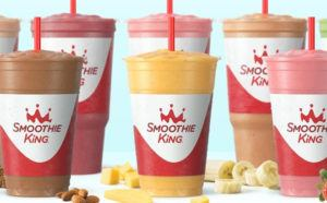 FREE Smoothie at Smoothie King on June 21st!