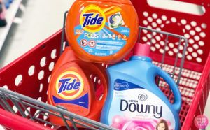 Tide & Downy Products $4.99 Each
