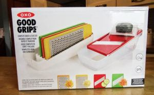 OXO 7-Piece Grate and Slice Set $20!
