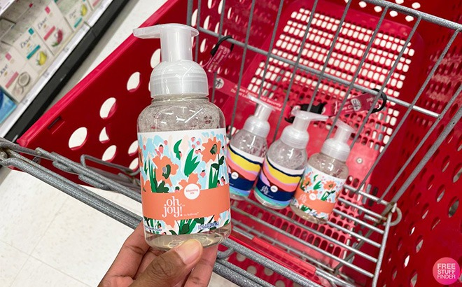 Oh Joy Hand Soap Just $1.32 Each!