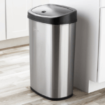 Mainstays Motion Sensor Garbage Trash Can Primary Pic