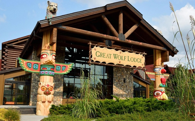 Great Wolf Lodge - From $99 per Night!