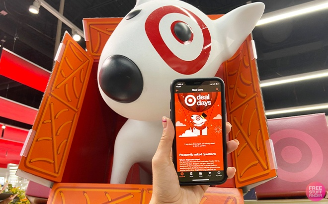 Target Deal Days - Ends Today!